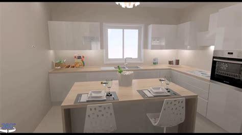 Cucina Con Porta Scorrevole by Progetto Cucina Cucina Collegata A Living Tramite