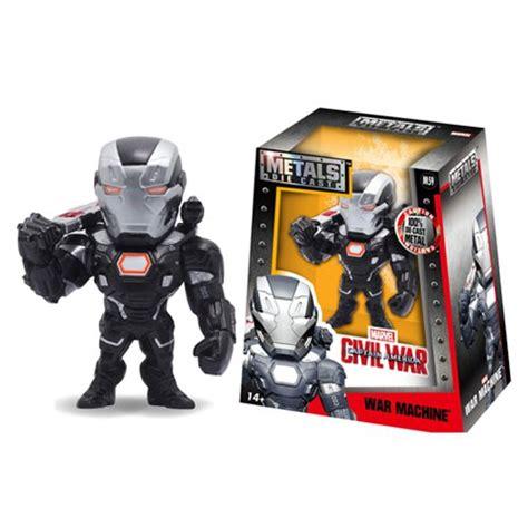 War Machine Diecast Toys Ironman Figure captain america civil war war machine metals die cast
