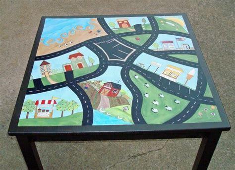 matchbox car play table 25 best car table ideas on car themes water