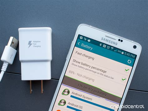 Charger Samsung Note4 Note 4 Origin galaxy note 4 battery tips android central