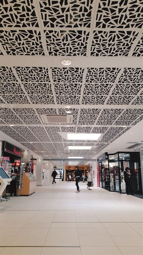 Douglas Ceilings by Metal Ceiling Custom Tiles Architecture Inspiration