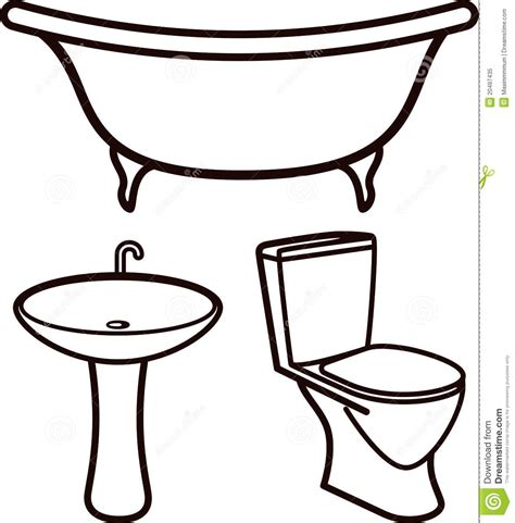 bathroom sink clipart clipground
