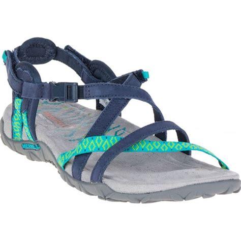 Sandal Outdoor Pro Terra Jx Navy merrell merrell terran lattice ii navy n61 j56516 sandal merrell from brands uk uk