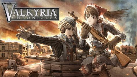 the steam chronicles psa valkyria chronicles is 5 on steam right now hey