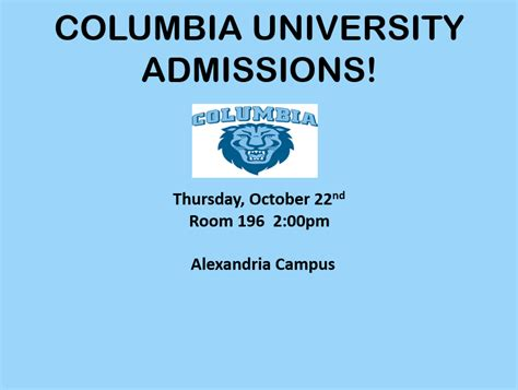 Columbia Mba Admissions Staff by Columbia Admissions