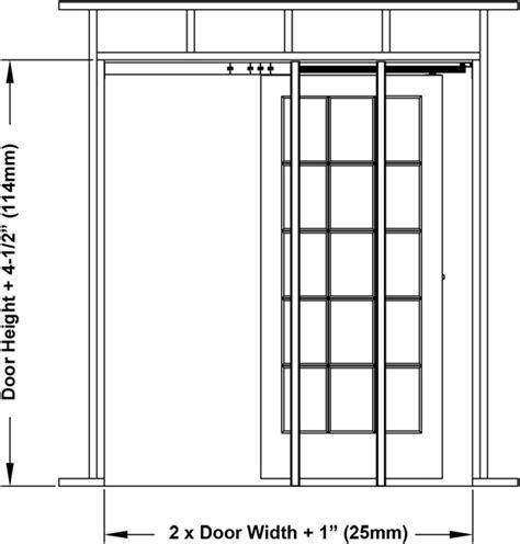 60x80 door installation johnson hardware 2511 pocket door frame jhusa net