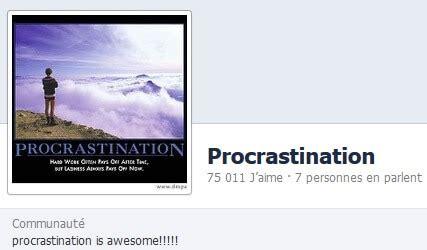 la procrastination des étudiants est elle toujours néfaste