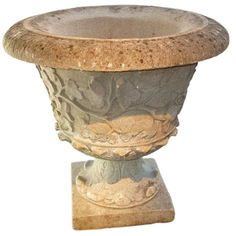 decorative urn planter at 1stdibs