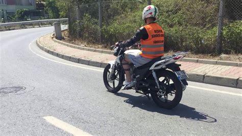 trafikte motosiklet egitimi besiktas sueruecue kursu youtube