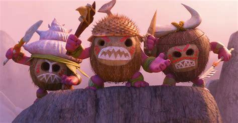 coco vs moana new moana trailer shows more of maui and the coconut clad