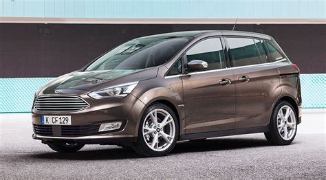 Ac Grand Max Up ford c max and grand c max spruce up the 2015 facelift by