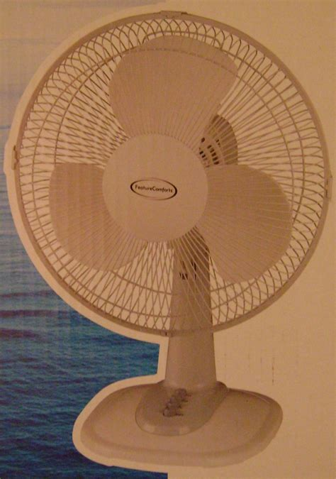 Feature Comforts Window Fan by Feature Comforts 12 Quot Table Fan White New 3 Speed Setting