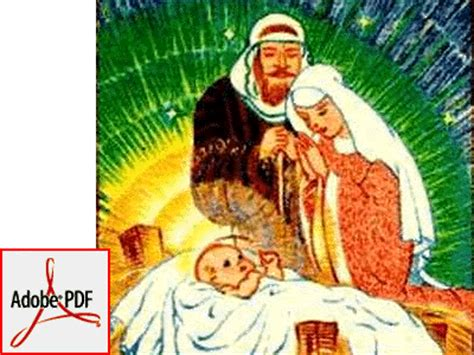 christmas ideas christian christmas story