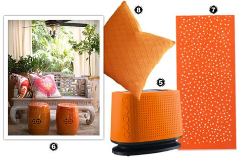 orange home decor accessories orange home accessories images