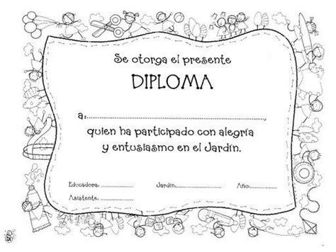 para ni os e infantil diplomas para imprimir gratis para ni os diplomas editables para imprimir imagui