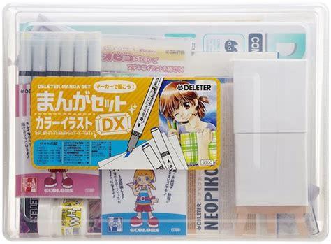 deleter shop japan trend shop deleter drawing set dx