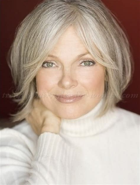 funky haircuts for women over 50 short trendy hairstyles for women over 50