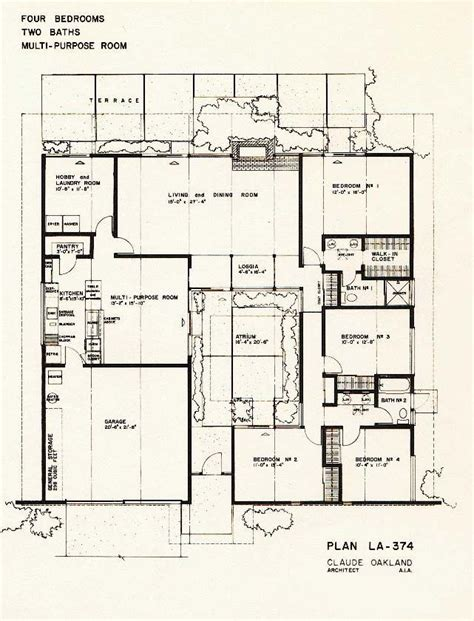 eichler house 17 best images about floorplans on pinterest luxury house plans house plans and