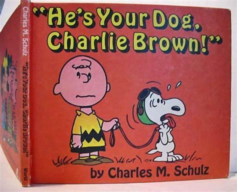 2311 Sis Fatiyah Mint 1968 he s your brown snoopy charles m schultz stated from tapestrycollectibles