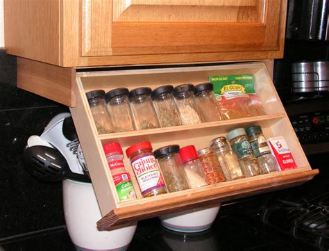 The Cabinet Spice Rack by Cabinet Spice Rack