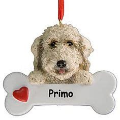 labradoodle holiday ornaments to the world pet ornament brown labradoodle macy s ornaments