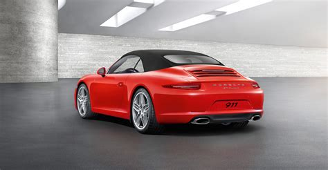 red porsche 911 2012 red porsche 911 carrera cabriolet wallpapers