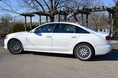 Review Of Audi A6 by Review 2016 Audi A6 2 0 Tfsi 95 Octane