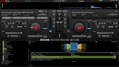 convexsoft dj audio mixer image full featured dj and beat tutorial music mixer virtual dj download hd german