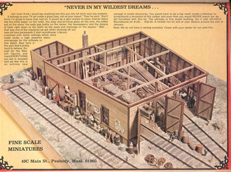 railroad house plans photos new england model railroad depot
