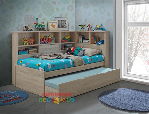 kids trundle bed ballini trundle bed single awesome beds 4 kids