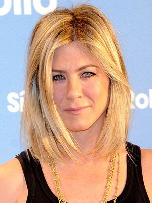edgy hairstyles for heart shaped faces image jennifer aniston 2011 jpg friends central