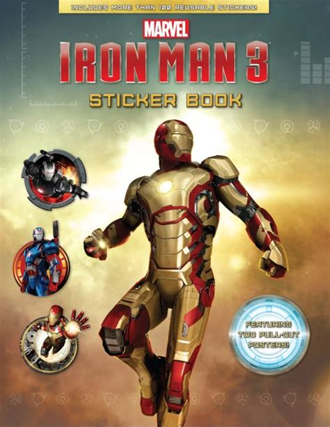 iron in my books iron 3 sticker book review with photos