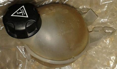 fuite de liquide de refroidissement au niveau du bouchon