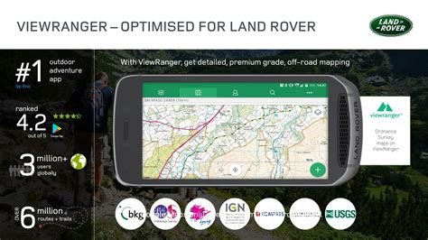 Explore Outdoor neues land rover explore outdoor smartphone mit