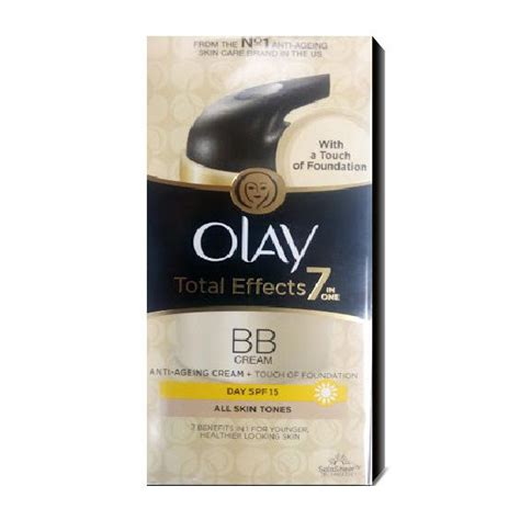 Berapa Olay Total Effect Touch Of Foundation olay total effects 7 in 1 anti aging skin