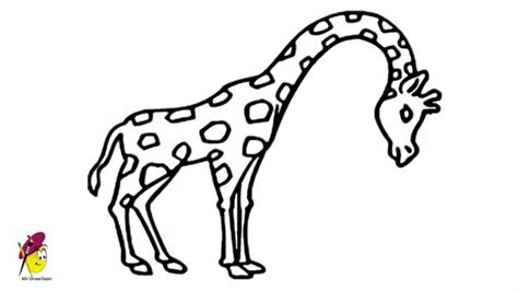 how to draw a giraffe doodle giraffe how to draw giraffe easy drawing how to draw a