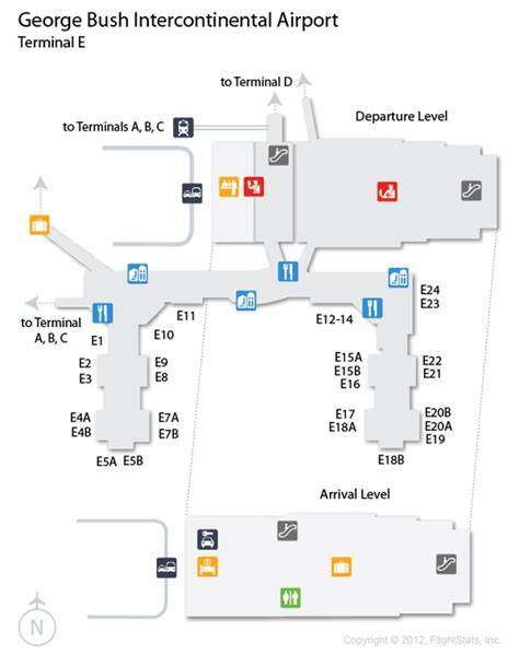houston texas airport terminal map houston airport terminal map pictures to pin on pinsdaddy