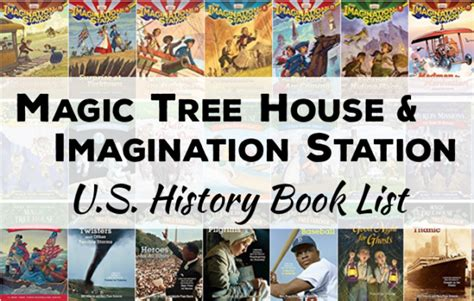 Magic Tree House Book List by Magic Tree House Imagination Station Book List U S