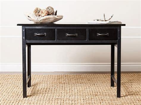 90 inch console table vanta antiqued black console sofa table