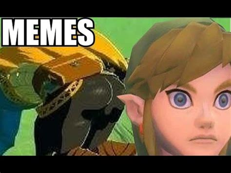 imagenes de zelda memes zelda breath of the wild that s why i play on pc doovi