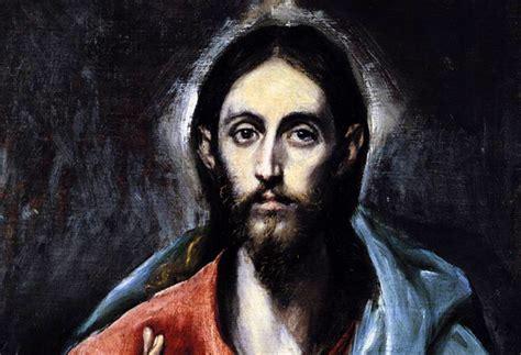 como era jesucristo cristo como salvador el greco