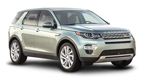 silver land rover discovery silver land rover discovery sport car png image pngpix