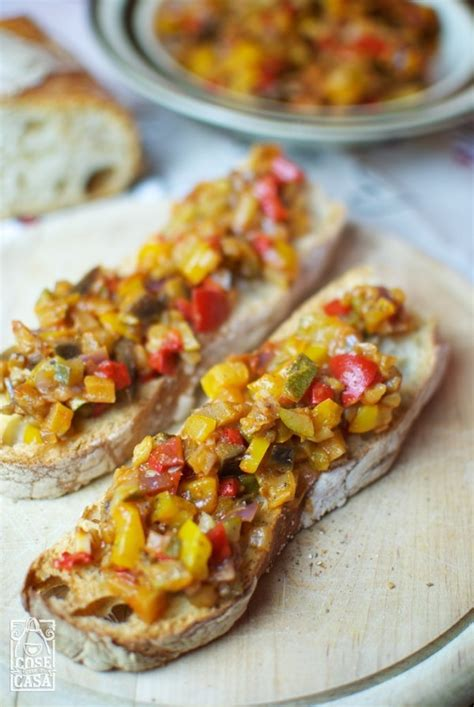 cucina vegetariana veloce bruschetta vegetariana cosefatteincasa it
