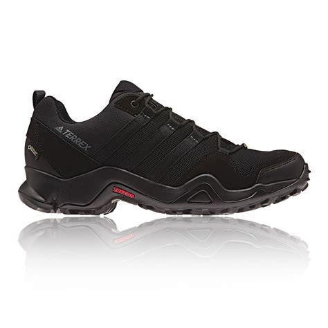 black waterproof shoes adidas terrex ax2r mens black tex waterproof walking