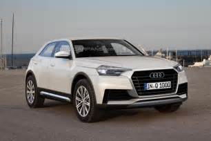 Audi Suv Photos Audi Q1 Suv To Be Launched In 2016 Price Other Details