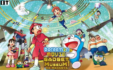 new doraemon movies indian toonz doraemon movie gadget museum ka rahasya
