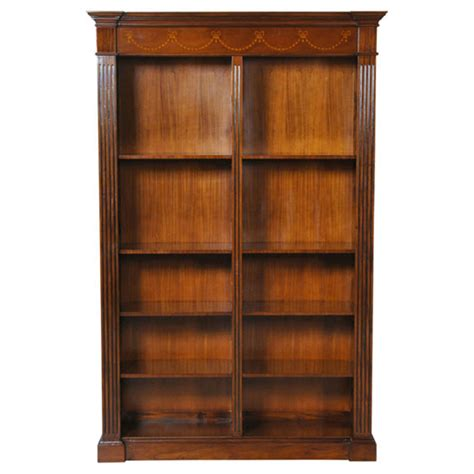 Home Furniture Bookcase by Large Mahogany Bookcase Niagara Furniture Bookcase