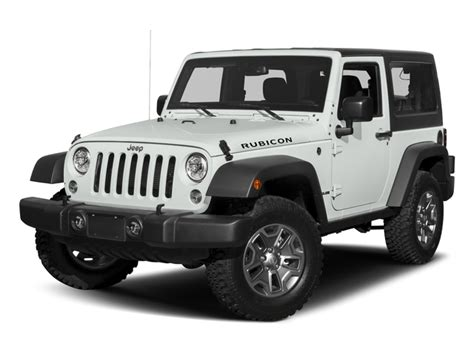Jeep Rubicon Msrp by New 2018 Jeep Wrangler Jk Rubicon 4x4 Msrp Prices Nadaguides
