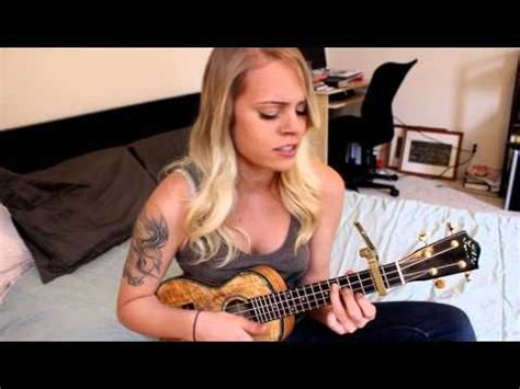 Wedding Song Of Chunks by Can T Help Falling In Elvis Ukulele Cover
