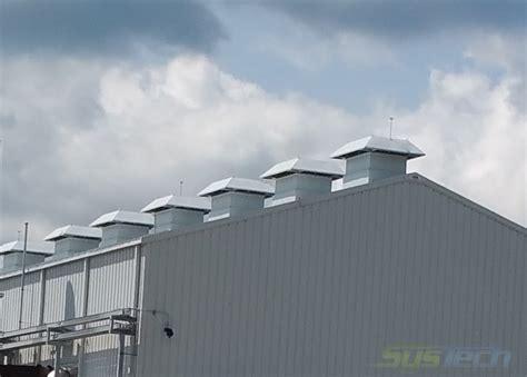 design criteria for ventilation steel building ventilation systems noise attenuation
